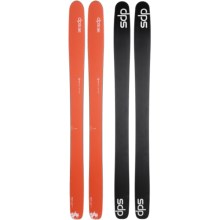 DPS Wailer 99 Hybrid Alpine Skis - Matte Finish in See Photo - Closeouts