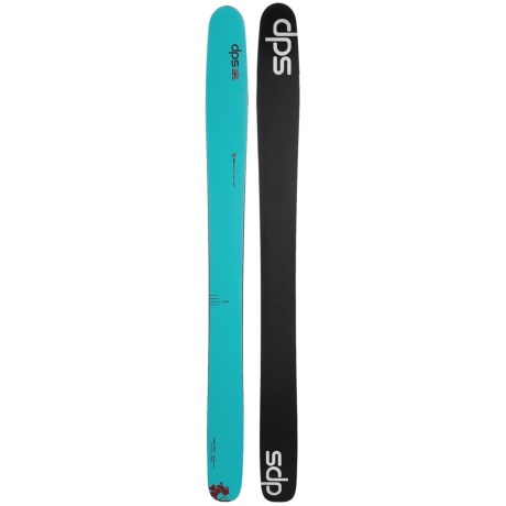 DPS Yvette 112 RP2 Hybrid Alpine Skis Matte Finish (For Women)