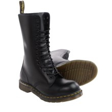 Dr. Martens 1940 5400 Boots - Leather (For Men and Women) in Black - Closeouts