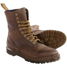Dr. Martens Baden Boots - Leather (For Men and Women) in Aztec/Dark Brown - Closeouts