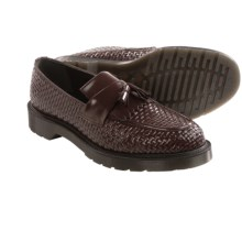 Dr. Martens Godfrey Loafers - Leather (For Men) in Oxblood - Closeouts