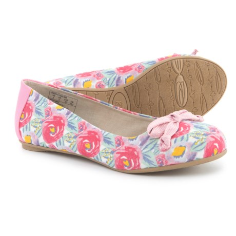 Dr. Scholl's Ballet Flats (For Girls) in Floral