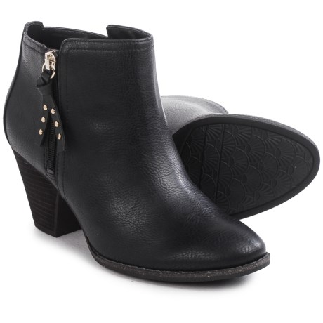 Dr. Scholl's Casey Ankle Boots - Faux Leather (For Women)