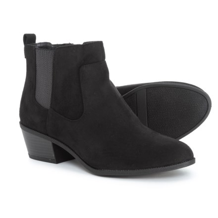 1e98971efc107 Dr. Scholl s Chelsea Ankle Boots (For Women) in Black - Closeouts