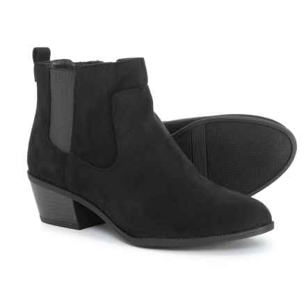 Dr. Scholl's Chelsea Ankle Boots (For Women) in Black - Closeouts