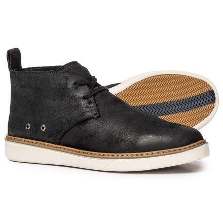 2168ccb96c49 Dr. Scholl s Chukka Boots - Leather (For Men) in Black