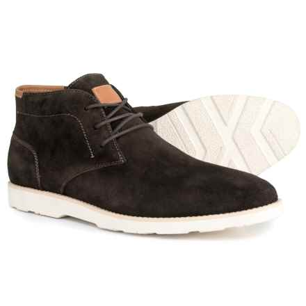 Dr. Scholl's Chukka Boots - Suede (For Men) in Brown Cow Suede - Closeouts