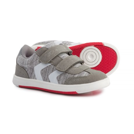 Dr. Scholl's Double-Bar Sneakers (For Boys) in Gray