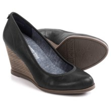 Dr. Scholl's Penelope Wedge Shoes (For Women) in Black - Closeouts