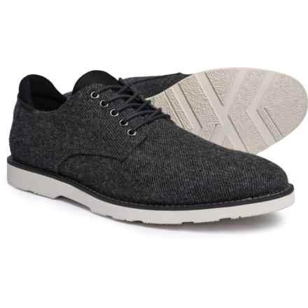 Dr. Scholl's Plain Toe Oxford Shoes (For Men) in Felt Grey