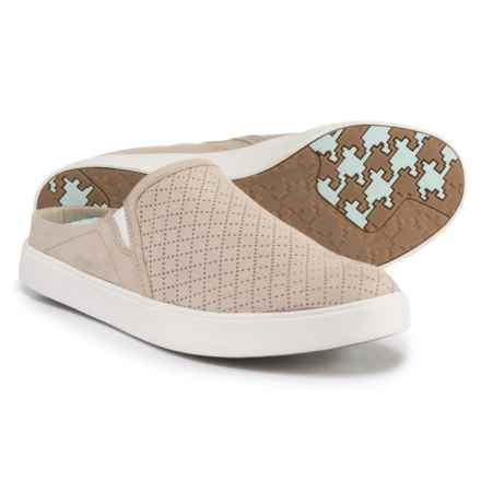 Dr. Scholl's Sneaker Slides (For Women) in Taupe - Closeouts