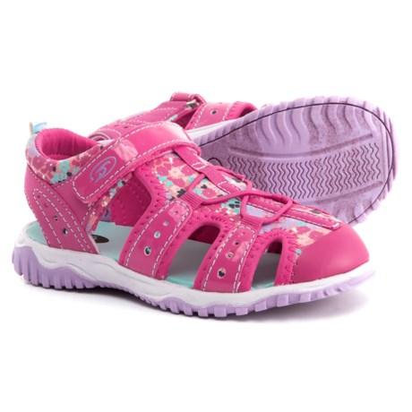 Dr. Scholl's Sport Sandals (For Girls) in Bright Fuschia