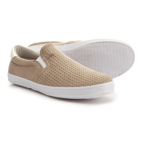 Dr. Scholl's Twin Gore Sneakers (For Girls) in Stone