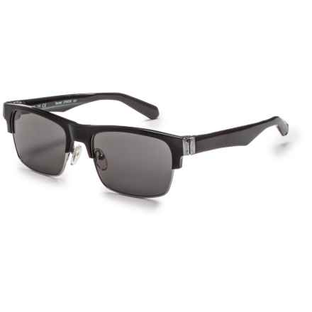 Dragon Alliance 503S Barrett Sunglasses in Shiny Black - Closeouts