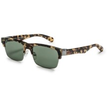 Dragon Alliance 503S Barrett Sunglasses in Tokyo Tortoise - Closeouts