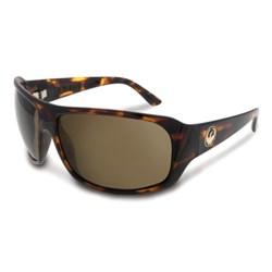 Dragon Alliance Brigade Sunglasses in Tortoise/Bronze
