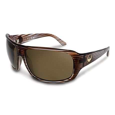 Dragon Alliance Brigade Sunglasses in Xray Bronze