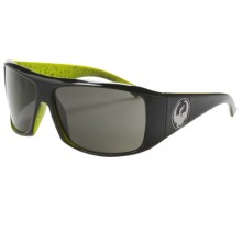 Dragon Alliance Calavera Sunglasses in Acid Splatter/Grey - Closeouts