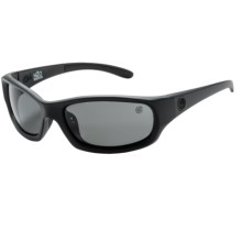 Dragon Alliance Chrome 2 H2O Sunglasses - Polarized in Matte H2o/Grey - Closeouts