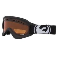 Dragon Alliance DX Snowsport Goggles in Coal/Ionized - Closeouts