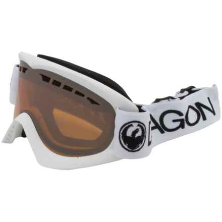 Dragon Alliance DXS Ski Goggles in Powder Ion - Closeouts