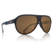 Dragon Alliance Experience II Sunglasses in Rasta/Bronze - Closeouts