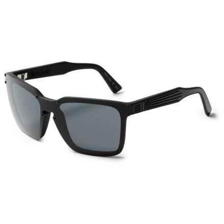 Dragon Alliance Mansfield Sunglasses in Matte Black Grey - Closeouts