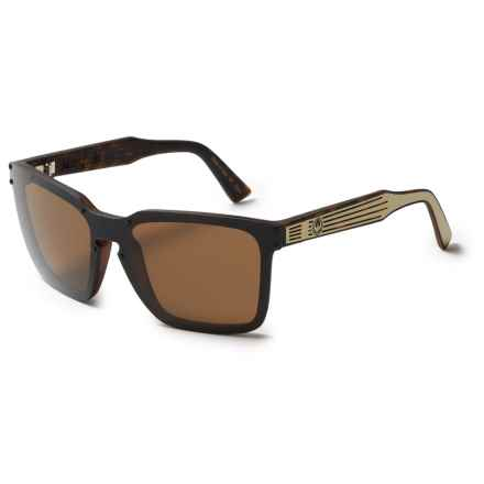 Dragon Alliance Mansfield Sunglasses in Matte Tort Bronze - Closeouts