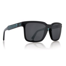 Dragon Alliance Mansfield Sunglasses in Palm Springs Pool/Grey - Closeouts