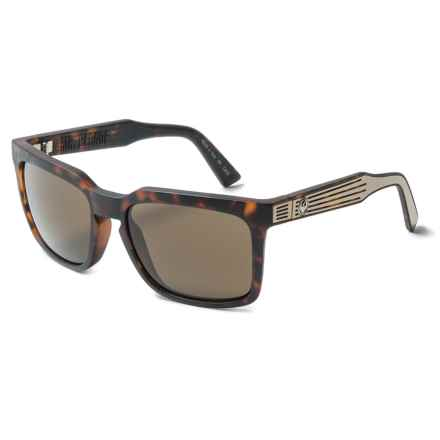 Dragon Alliance Mr. Blonde Sunglasses in Matte Tort Bronze - Closeouts