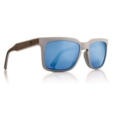 Dragon Alliance Mr. Blonde Sunglasses - Ionized Lenses in Grey Matter/Sky Blue Ion - Closeouts