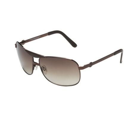 Dragon Alliance Murdock Sunglasses in Chestnut/Brown Gradient