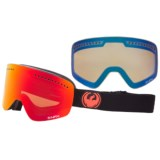 Dragon Alliance NFX Snowsport Goggles - Ionized, Interchangeable Lens