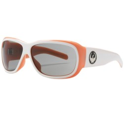 Dragon Alliance Pinup Sunglasses (For Women) in White/Peach/Split Grey