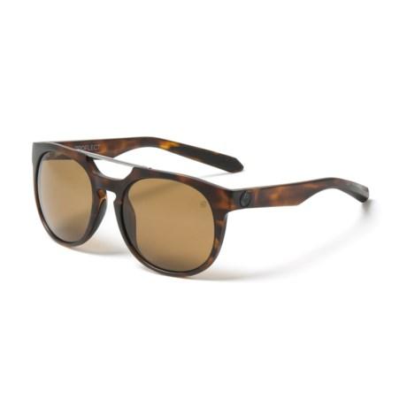 ea9fcffff3f05 Dragon Alliance Proflect Sunglasses - Polarized (For Men) in Matte Tortoise  Brown