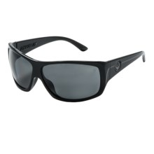 Dragon Alliance Recruit Sunglasses - Polarized in Jet/Grey - Closeouts
