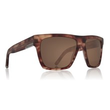 Dragon Alliance Regal Sunglasses in Matte Tort Bronze - Closeouts