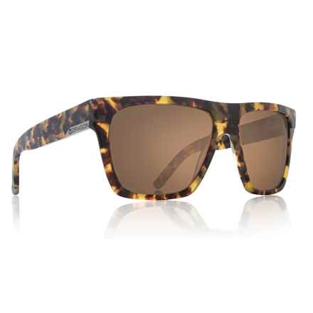Dragon Alliance Regal Sunglasses in Retro Tort Bronze - Closeouts