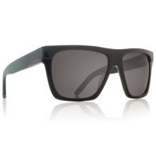Dragon Alliance Regal Sunglasses - Polarized in Jet/Grey - Closeouts