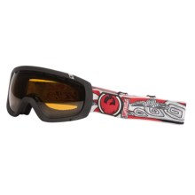 Dragon Alliance Rogue Snowsport Goggles in Mountains/Jet - Closeouts