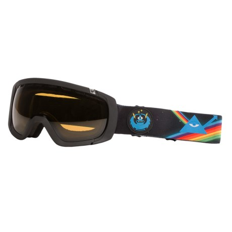 Dragon Alliance Rogue Snowsport Goggles in Trippin/Jet