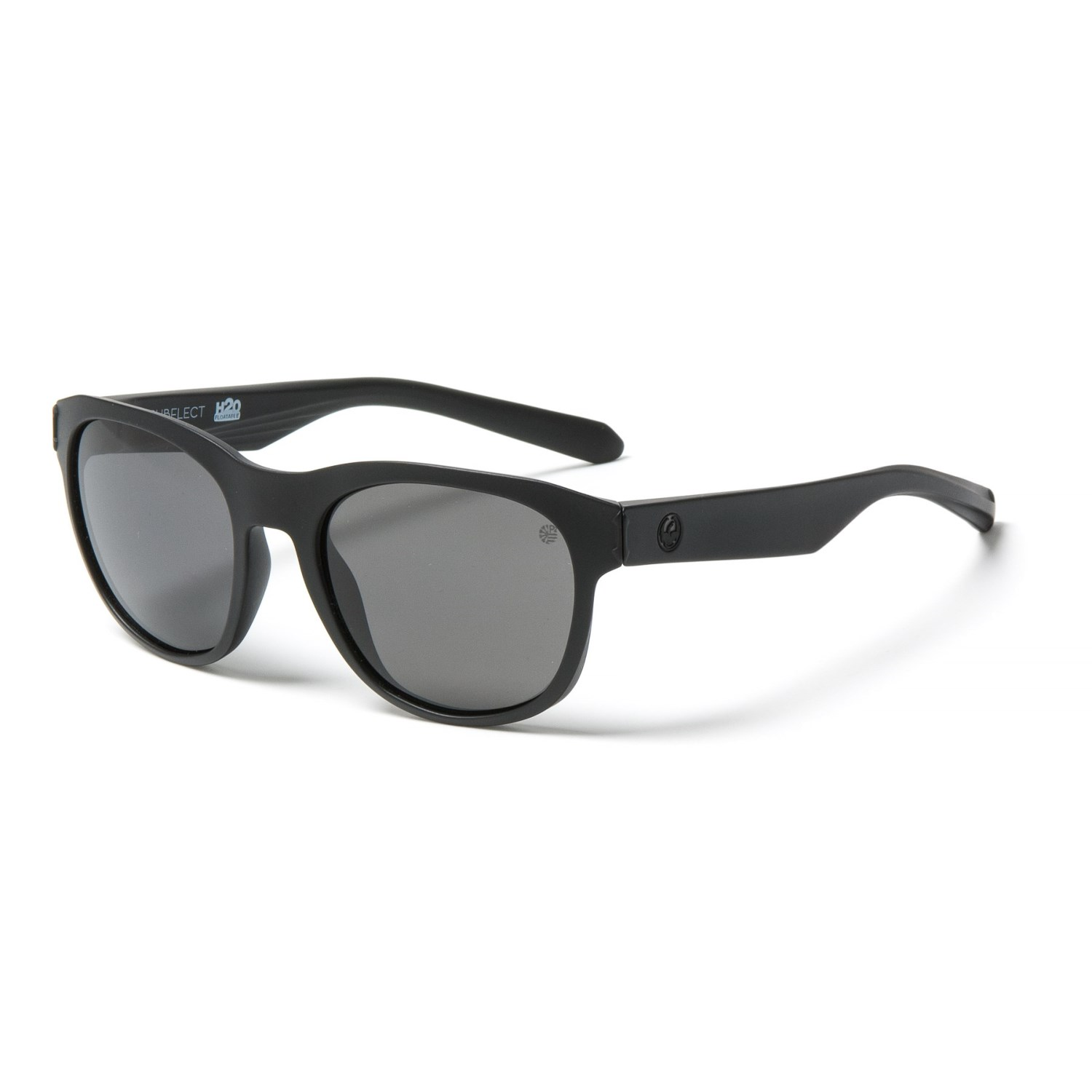 Ray Ban Black Metal Round 1 (One Size) Sunglasses 37% off retail