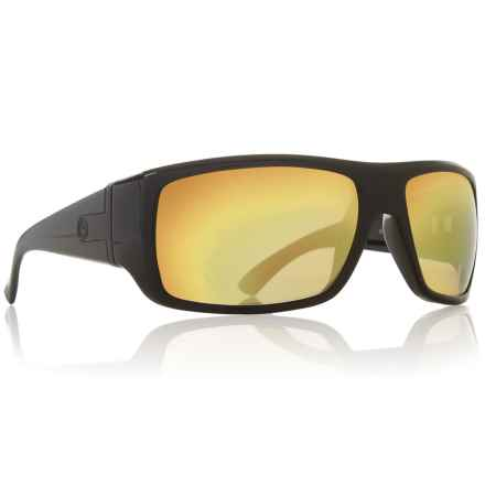 Dragon Alliance Vantage Sunglasses in Black Gold/Gold Ion - Closeouts