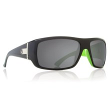 Dragon Alliance Vantage Sunglasses in Jet Lime/Grey - Closeouts