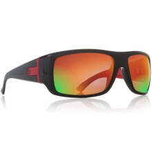 Dragon Alliance Vantage Sunglasses in Jet Red/Red Ion - Closeouts