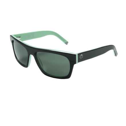 Dragon Alliance Viceroy Sunglasses in Jet Mint Grey - Closeouts