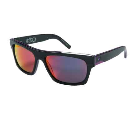 Dragon Alliance Viceroy Sunglasses in Matte Plasma/Plasma Ion - Closeouts