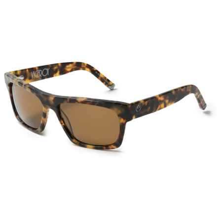 Dragon Alliance Viceroy Sunglasses in Retro Tort/Bronze - Closeouts