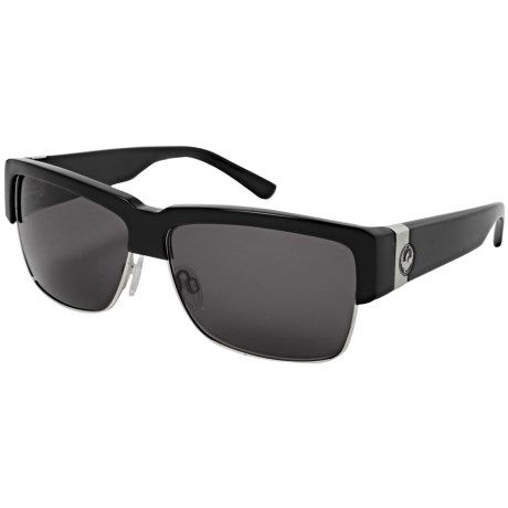 Dragon Alliancel Decca Sunglasses in Jet/Grey