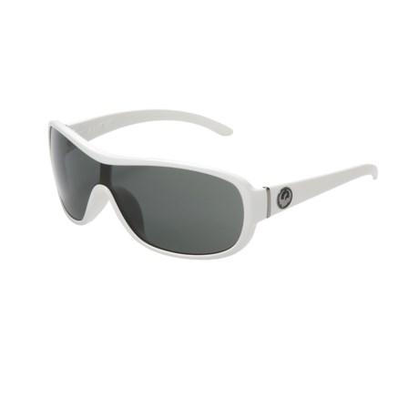 Dragon AllianceTransit Sunglasses in White/Grey